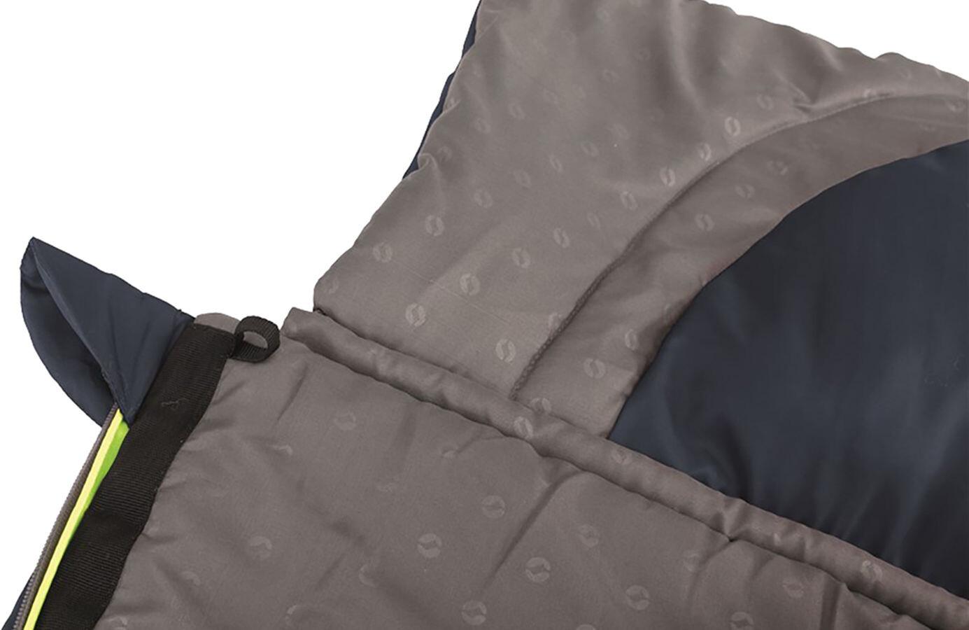 Lækker Outwell Contour Lux Sovepose XL | Find outdoortøj, sko & udstyr på UY-06